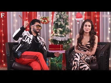 Simmba stars Ranveer Singh, Sara Ali Khan take the Rohit Shetty quiz