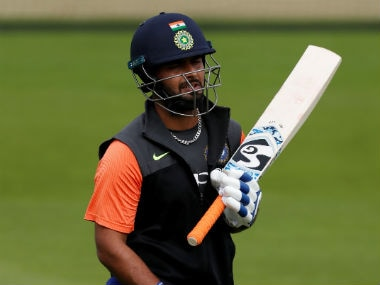 Rishabh Pant included in India A squad for two one-dayers against England Lions; Ajinkya Rahane to lead side in first three games