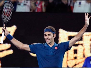Australian Open 2019: Defending champion Roger Federer storms into second round with victory against Denis Istomin