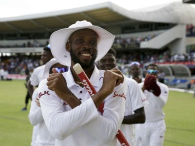 West Indies vs England: Roston Chase joins elite list after registering match-winning eight-wicket haul at Barbados
