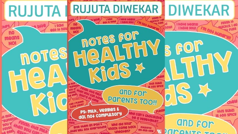 Cover of the book, Notes For Healthy Kids.