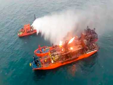 Family of missing sailor hopeful of sons return to Kolhapur following fire on two vessels in Kerch Strait