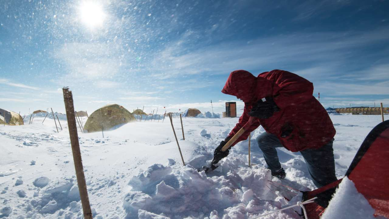 Scientists hunt for microbes under Antarctica to understand habitats on Mars, moons
