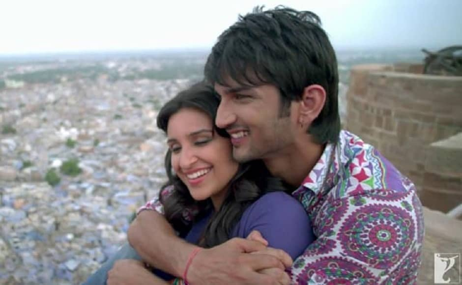 Released in 2015,<em>Shuddh Desi Romance</em> saw actor playing the role of a confused lover.