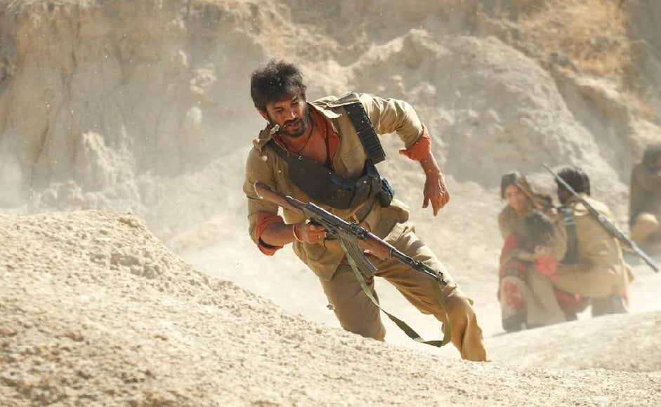 In his upcoming film <em>Sonchiriya</em>, he plays role of a bandit in the action thriller. The film will release on 8 February