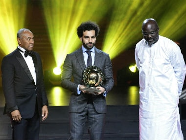 Premier League: Liverpools Mohamed Salah wins African Football Player of the Year Award for second straight year