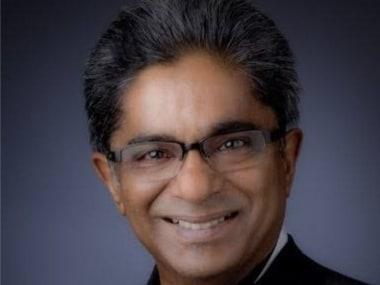 File image of Rajiv Saxena. ANI