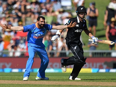 India vs New Zealand: Mohammed Shami's return to white ball form completes visitors' World Cup jigsaw