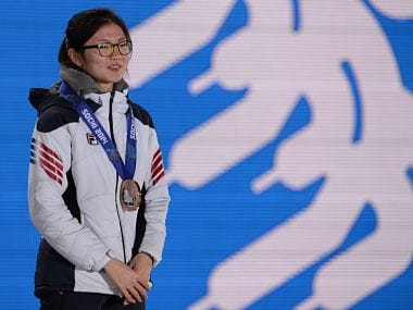 South Korean double Olympic champion Shim Suk-hee accuses disgraced former coach Cho Jae-beom of sexual assault