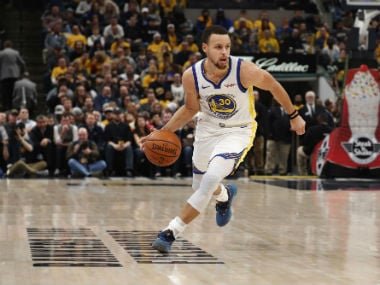 NBA: Stephen Curry shines on milestone night as Warriors rout Pacers; Nuggets rally past Grizzles in low-scoring contest