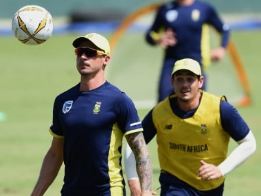 South Africa vs Pakistan: Dale Steyn, Quinton de Kock rested as Proteas announce 14-man squad for first two ODIs