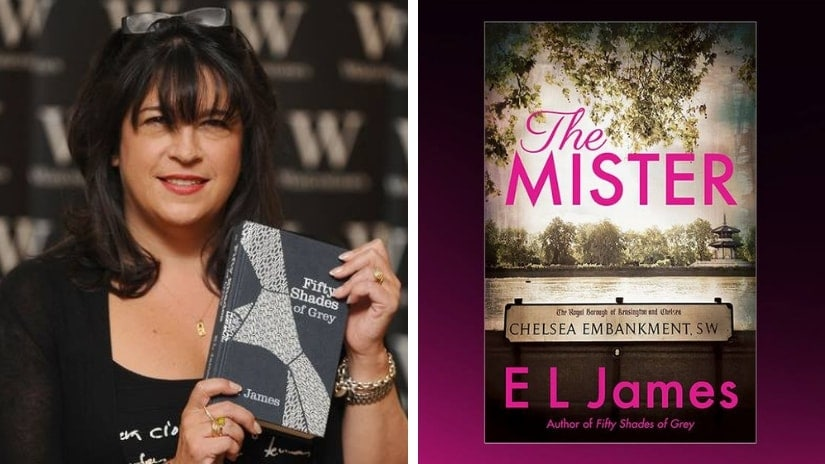Fifty Shades trilogy author EL James to come up with her new novel The Mister on 16 April