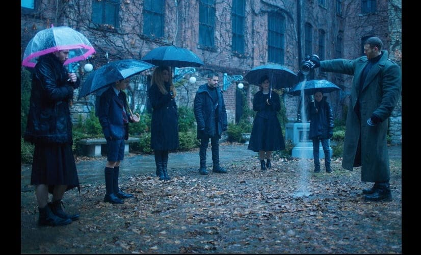 The Umbrella Academy trailer: Meet dysfunctional superhero siblings who try to save world from apocalypse