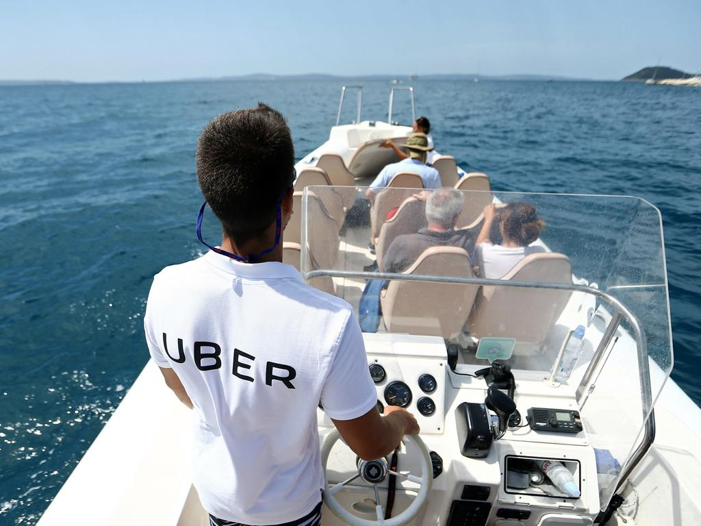 Uber enters Mumbai waterways with the launch of speedboat service UberBOAT