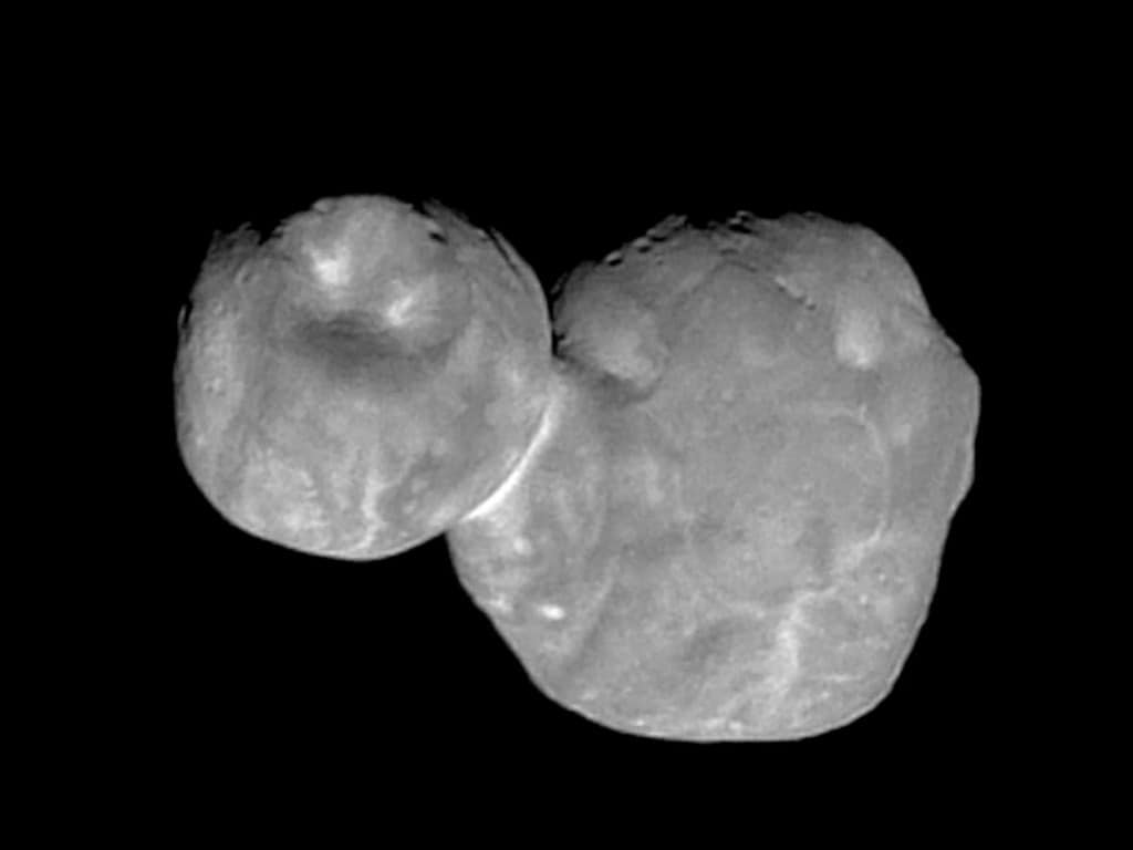 NASA's New Horizons spacecraft beams clearer image of Ultima Thule- Technology News, Firstpost