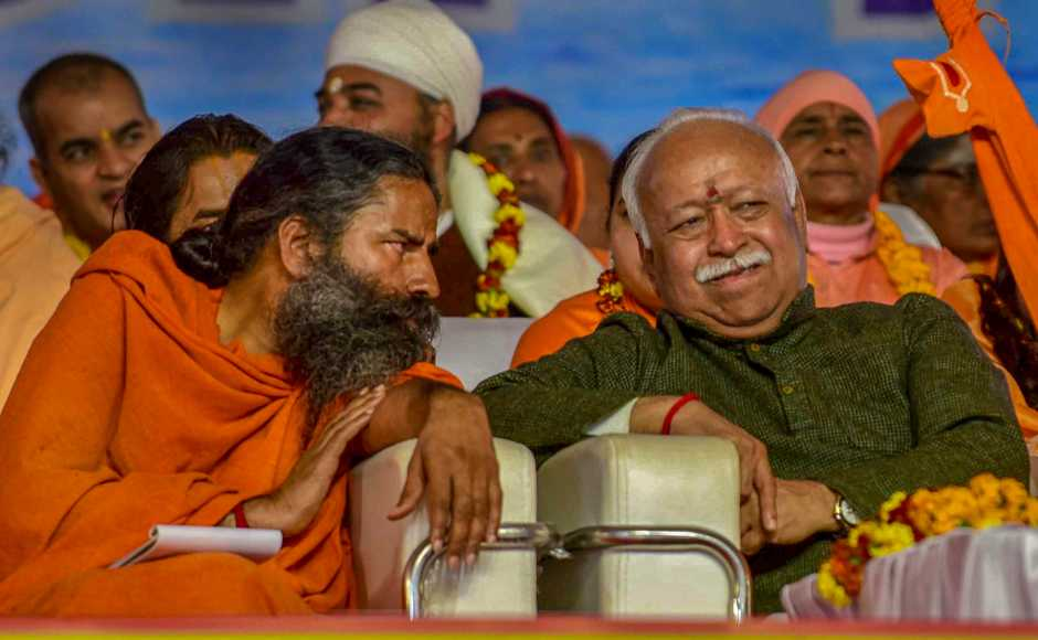 peaking to ANI, Swami Swaroopanand Saraswati said the Dharam Sansad, after a three-day meeting in Prayagraj decided that the foundation stone of the temple will be laid on 21 February. PTI