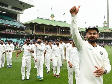 Virat Kohli retains top spot in ICC Test batting rankings; India consolidate top position after series victory Down Under