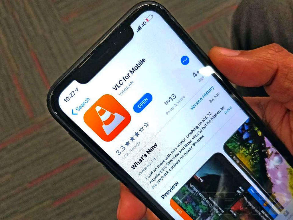 VideoLan at CES 2019 announced that VLC app will soon get AirPlay support