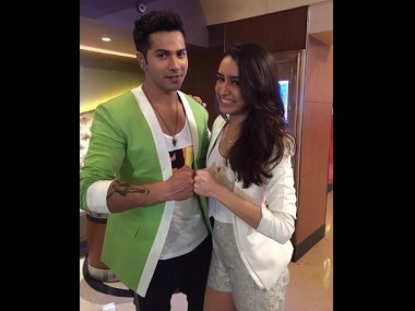 Shraddha Kapoor replaces Katrina Kaif, will reunite with Varun Dhawan, Remo D'Souza in their 3D dance film