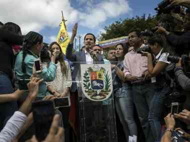 Presidential standoff may worsen Venezuelas economy; alternative government could block Nicolas Maduro's access to oil revenue