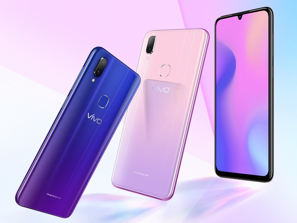 Vivo Z3i Standard Edition with 6.3-inch display, dual rear camera launched at CNY 1,998