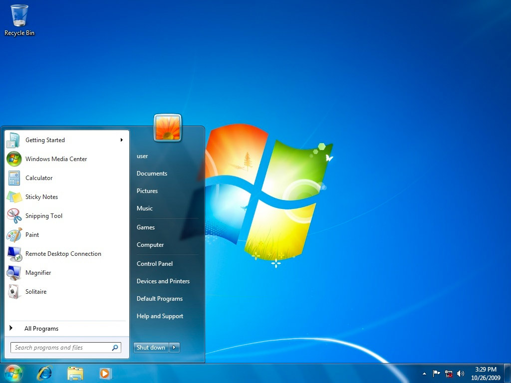 Windows 7 is now 9-years old.