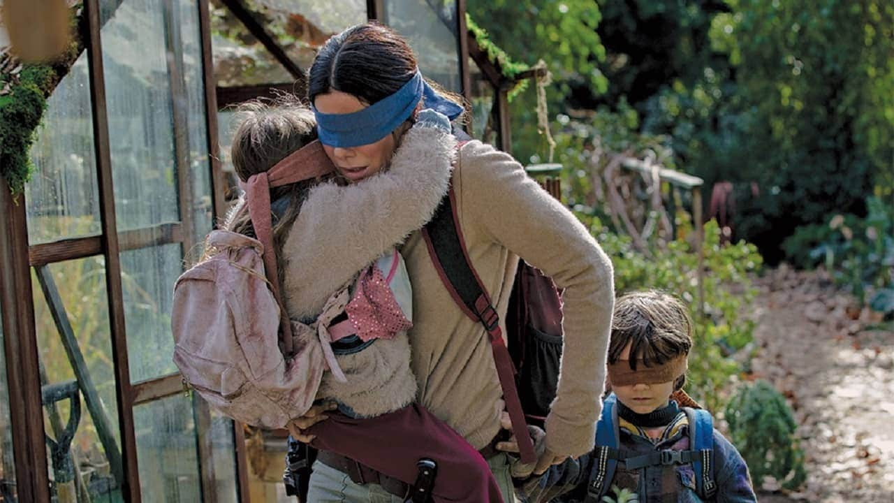 YouTube bans dangerous prank videos after Birdbox blindfold challenge goes viral
