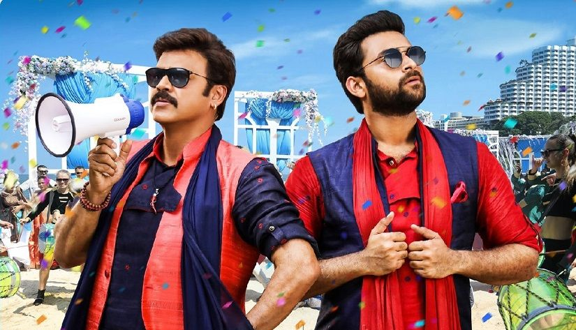 F2 director Anil Ravipudi on films success, bringing back Vintage Venkatesh, and plans for sequel