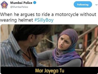 Mumbai Police uses Gully Boy to spread traffic safety awareness; Big B shoots for Jhund: Social Media Stalkers Guide