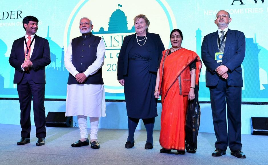 Raisina Dialouge 2019: Hamid Karzai, Tony Blair speak at fourth edition of global summit addressing global changes