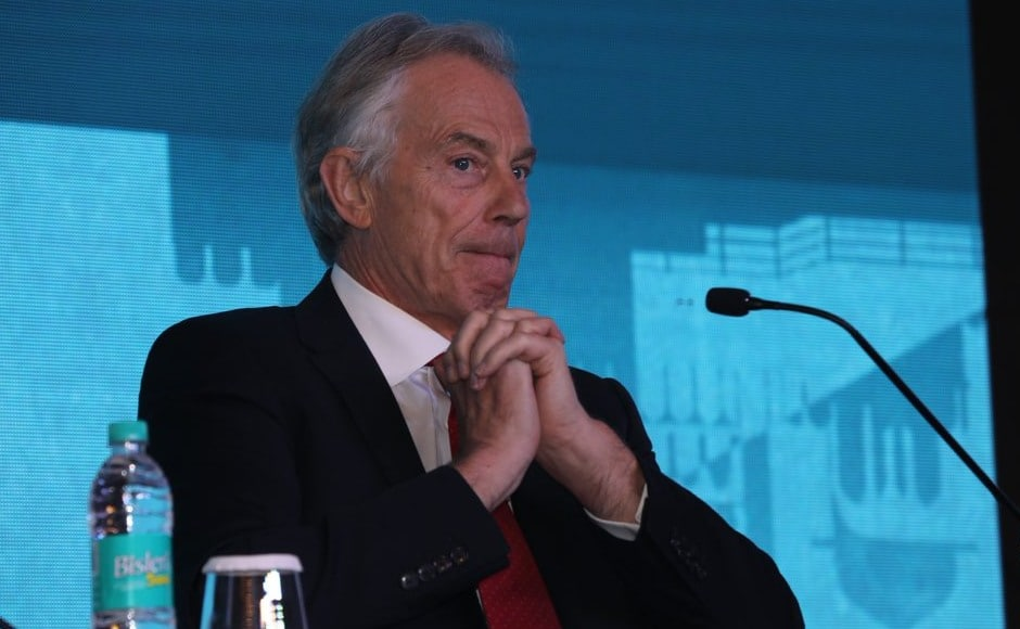 The discussions at the dialogue, which has the theme of 'A World Reorder: New Geometries; Fluid Partnerships; Uncertain Outcomes', sought to address issues arising from ongoing global transitions and changes to the world order, triggered by unique leaders, innovative partnerships and new technologies. Seen here is former UK prime minister Tony Blair at the summit. Image courtesy: Twitter @raisinadialogue