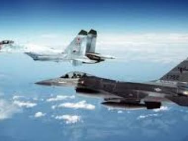 Two Russian fighter jets collide over Sea of Japan during a training flight, no casualties