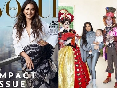 Isha Ambani on Vogue cover; Kim Kardashian throws birthday party for daughter: Social Media Stalkers' Guide
