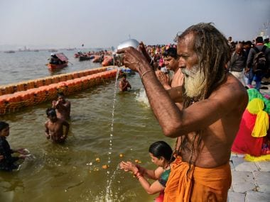 Kumbh 2019: More than 1 crore devotees take holy dip in Sangam on Mahashivratri as event comes to a close