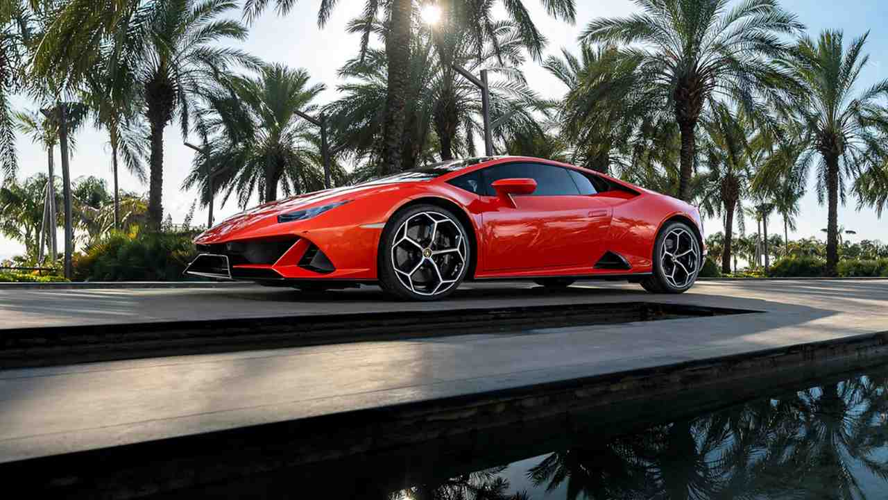 Lamborghini Huracan Evo With All Wheel Steering Launched In India At