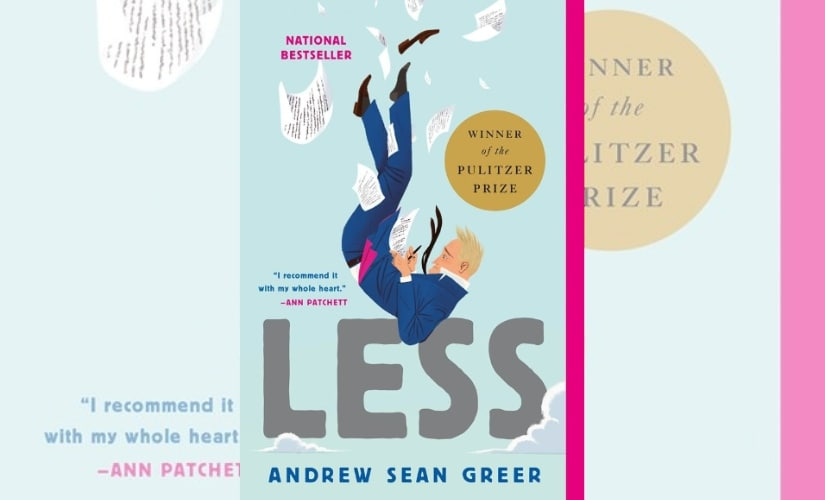 The cover of Less. Facebook/Andrew-Sean-Greer