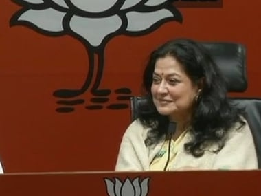 BJP leader Moushumi Chatterjee defends sexist comment, says next generation needs to be told what to wear for own good