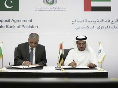 Pakistan, UAE sign $3 billion bailout package as part of Abu Dhabi's support to boost Islamabad's dollar reserves