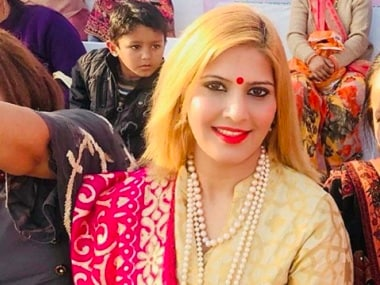 Politics is a drug and BJP's Ruby Phugat Yadav is high on it: Ex-beauty queen has eyes on South Delhi Lok Sabha seat
