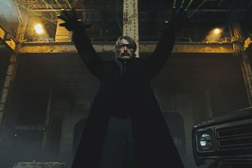 Polar movie review: This Netflix action film relies too much on Mads Mikkelsen to lift it out of mediocrity