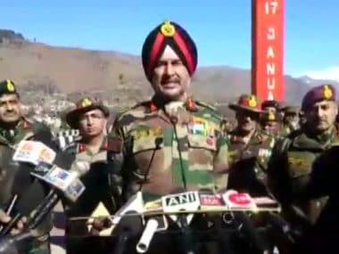 Considerable success in anti-militancy operations in J&K in 2018, Army one step ahead of Pakistan, says Lt Gen Ranbir Singh