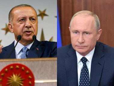 Russia and Turkey to hold Syria talks in Moscow today; Ankara to push for Turkish-controlled security zone
