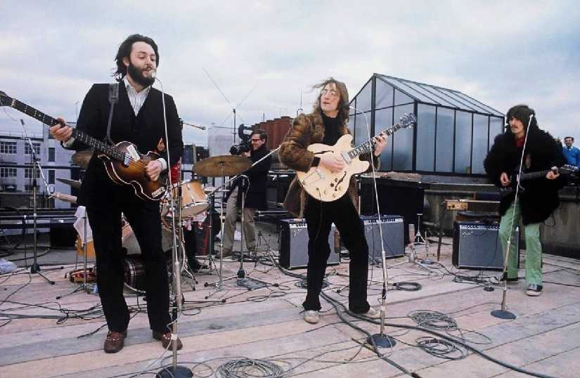 Peter Jackson to make new documentary from never-before-seen footage of The Beatles in studio