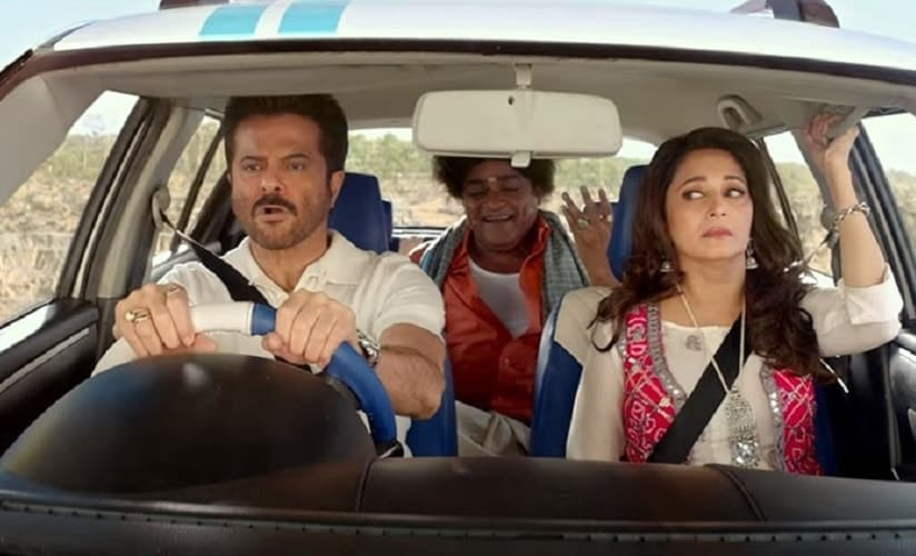 Madhuri Dixit on returning to comedy with Total Dhamaal, and reuniting with Anil Kapoor and Indra Kumar