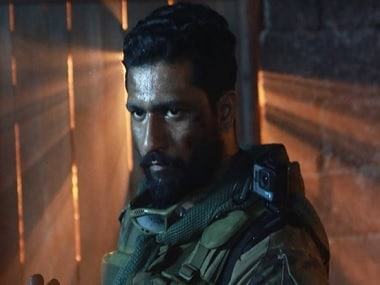 Watch: Uri actor Vicky Kaushal conducts surgical strike on film