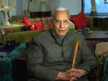 Former VHP chief Vishnu Hari Dalmia dies at 91; leader known for crucial role in Ram Janmabhoomi agitation in Ayodhya