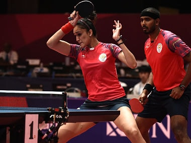 Sharath Kamal believes India can win a table tennis medal in mixed doubles at 2020 Tokyo Olympics