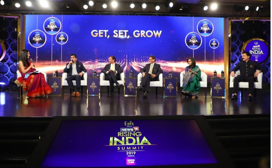 India's biggest media network, News18 on Monday, in a flagship event, brought together the best of Indian minds across disciplines onto a single stage, against the backdrop of the Pulwama encounter and the upcoming Lok Sabha elections. News18