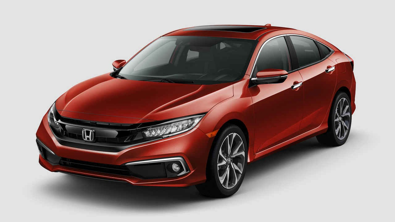 2019 Honda Civic First Drive Review: a striking sedan with great driving dynamics