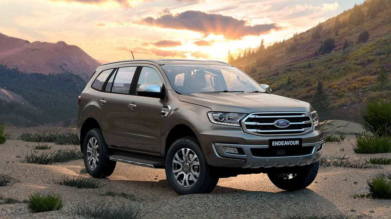 2019 Ford Endeavour SUV launched at an introductory price of Rs 28.19 lakh